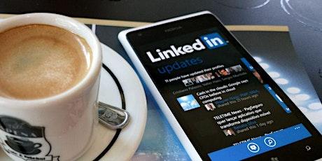 Using LinkedIn Workshop tickets