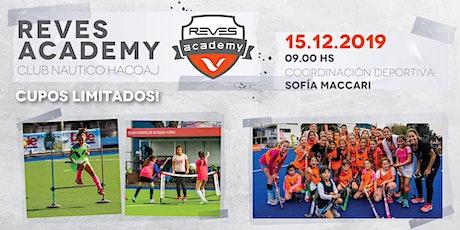 Reves Academy entradas