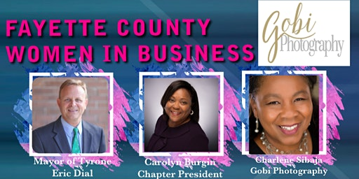 Fayette County Women in Business Breakfast Mixer! HOLIDAY EDITION