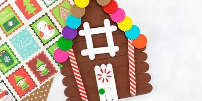 Toddler Tales- Gingerbread House