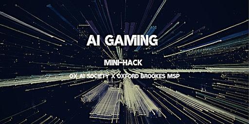 AI Gaming Mini-Hack