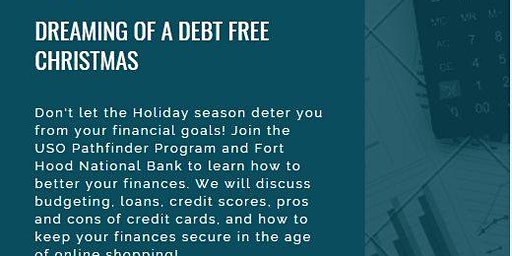 Dreaming of a Debt Free Christmas