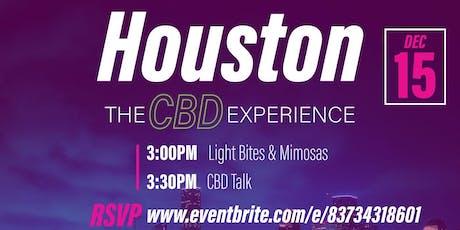 The CBD Experience tickets