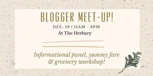 The Decor Social Blogger Meet-Up