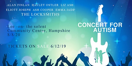Concert for Autism tickets