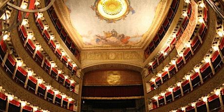 Viaggio al centro del teatro, visite guidate al Teatro valle biglietti