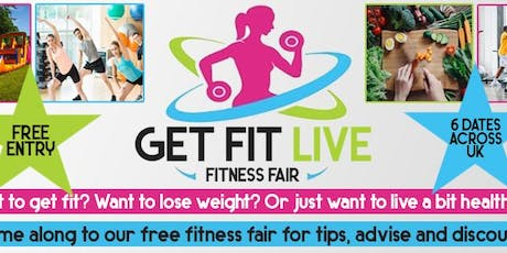 Get fit live - Slough tickets