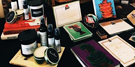 Weekend Artisan Market at Brooklyn Tea! tickets