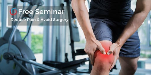 FREE Seminar: Avoid Surgery & Reduce Pain Dec 13