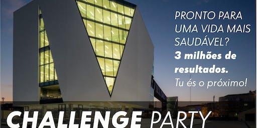 CHALLENGE PARTY - Fábrica das Palavras - Vila Franca de Xira