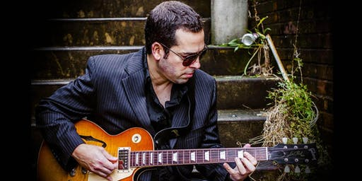 Albert Castiglia Live - A Two Night Live Recording Featuring Special Guests