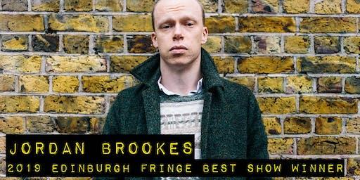 Edinburgh Best Comedy Show Winner Jordan Brookes Stand Up