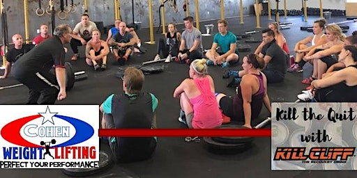 CrossFit Enoch Olympic Weightlifting Seminar