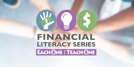 "Each One, Teach One Financial Literacy Series - ""Financial Wellness for Seniors"" at Spruce Grove Library Feb 4 tickets"