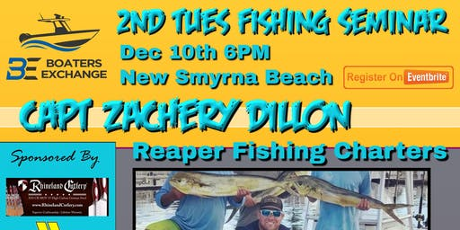 2nd Tuesday Fishing Seminar