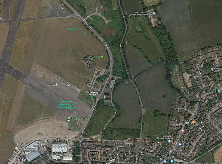 Tesla Drivers' airfield activity day Spring 2020 image