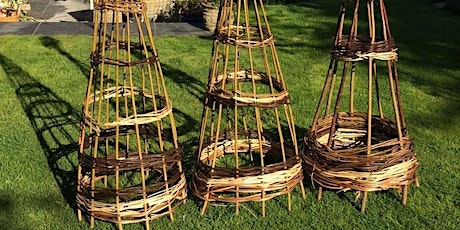 Make Your Own Garden Obelisks & Plant-Climbers POSTPONED , NEW DATE TBC tickets