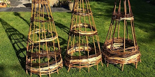Make Your Own Garden Obelisks Sculpture and Plant-Climbers