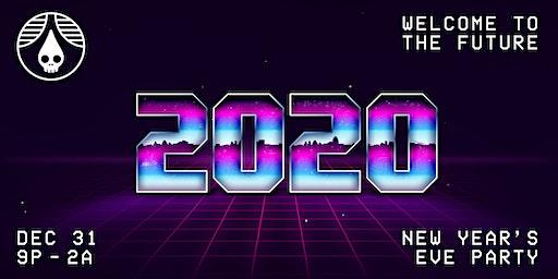 Rhinegeist New Year's Eve 2020