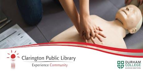 First Aid (Essential Skills Workshop) tickets