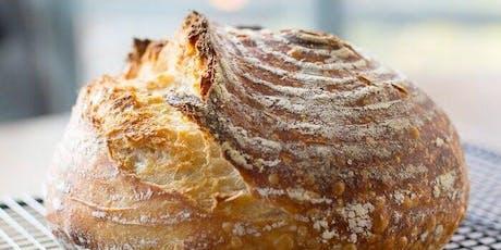 Beginner Sourdough Bread Baking Intensive tickets