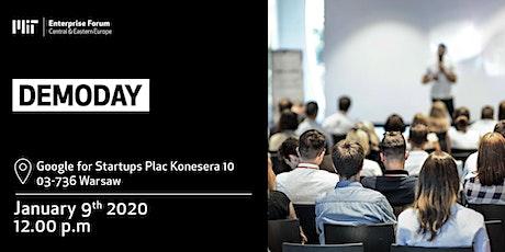 MIT Enterprise Forum CEE DemoDay! Confirm your attendance! tickets