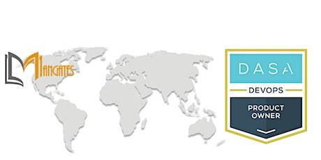 DASA – DevOps Product Owner 2 Days Virtual Live Training in Helsinki tickets