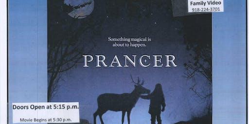 Free Movie Night @ The Library - Prancer