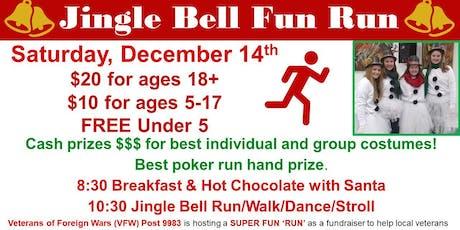Jingle Bell Fun Run! tickets