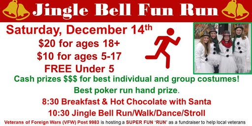 Jingle Bell Fun Run!
