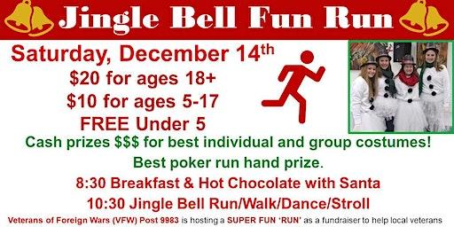 Jingle Bell Fun Run!