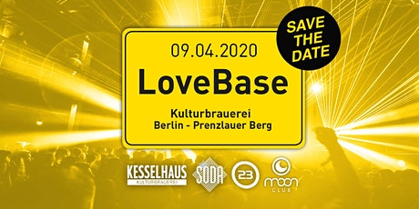 LoveBase Tickets