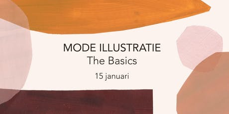 MODE ILLUSTRATIE WORKSHOP - THE BASICS tickets