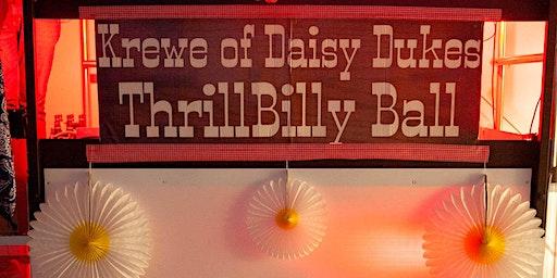 15th Anniversary Krewe of Daisy Dukes ThrillBilly Ball