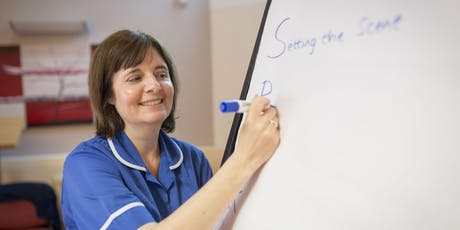 Palliative and End of Life training for Domiciliary carers tickets