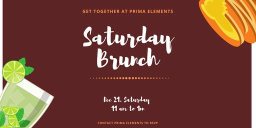 Saturday Brunch - Eat & Learn to Cook VEGAN