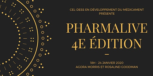 PharmaLive 2020 (4e edition) - Cocktail Réseautage