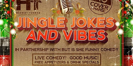 Jingle Jokes and Vibes tickets
