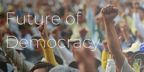 Future of Democracy tickets