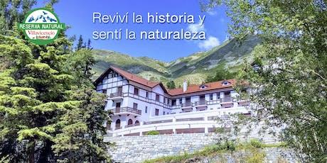 Ticket de Ingreso a Reserva Natural Villavicencio 2020 entradas