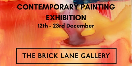 Contemporary Painting Exhibition tickets