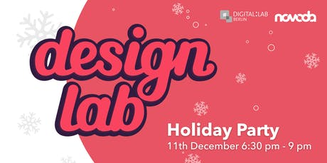 The Berlin Design Lab Holiday Party tickets