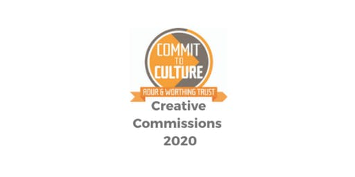 Adur & Worthing Creative Commissions Launch