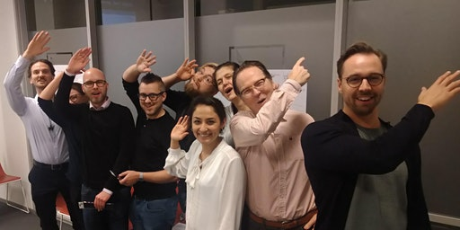 Product Owner training, Stockholm