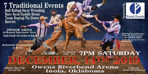 Wildest Show In The West - IPRA ACRA  Sanctioned Rodeo