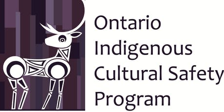 Indigenous Cultural Safety and Niagara Health Leaders tickets