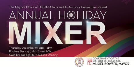 Mayor's Office of LGBTQ Affairs Holiday Mixer tickets
