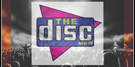 The DiscMen tickets
