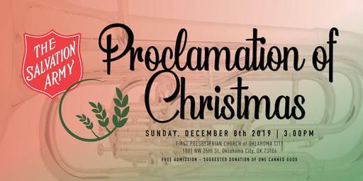 Proclamation of Christmas