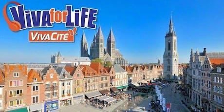 Viva for Life: Plongée billets